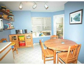 "Photo 6: 1215 LANSDOWN Drive in Coquitlam: Upper Eagle Ridge Townhouse for sale in ""SUN RIDGE ESTATE"" : MLS®# V617411"