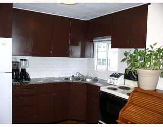 """Photo 2: 18 21698 LOUGHEED Highway in Maple_Ridge: West Central Manufactured Home for sale in """"S"""" (Maple Ridge)  : MLS®# V750336"""