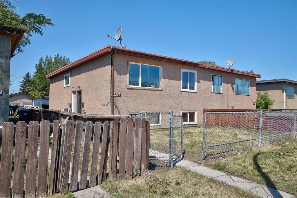 Main Photo: Forest Lawn-2207 48 Street SE-Calgary-