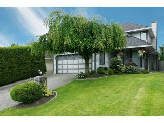 """Photo 1: 636 LOST LAKE Drive in Coquitlam: Coquitlam East House for sale in """"RIVERVIEW HEIGHTS/WESTLAKE"""" : MLS®# V840453"""