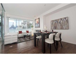 Photo 2: 2404 1011 W Cordova Street in Vancouver: Coal Harbour Condo for sale (Vancouver West)  : MLS®# V875149