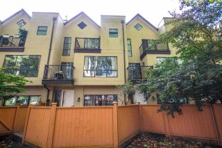 """Photo 3: 3 7311 MOFFATT Road in Richmond: Brighouse South Townhouse for sale in """"HAMPTON PLACE"""" : MLS®# R2515098"""