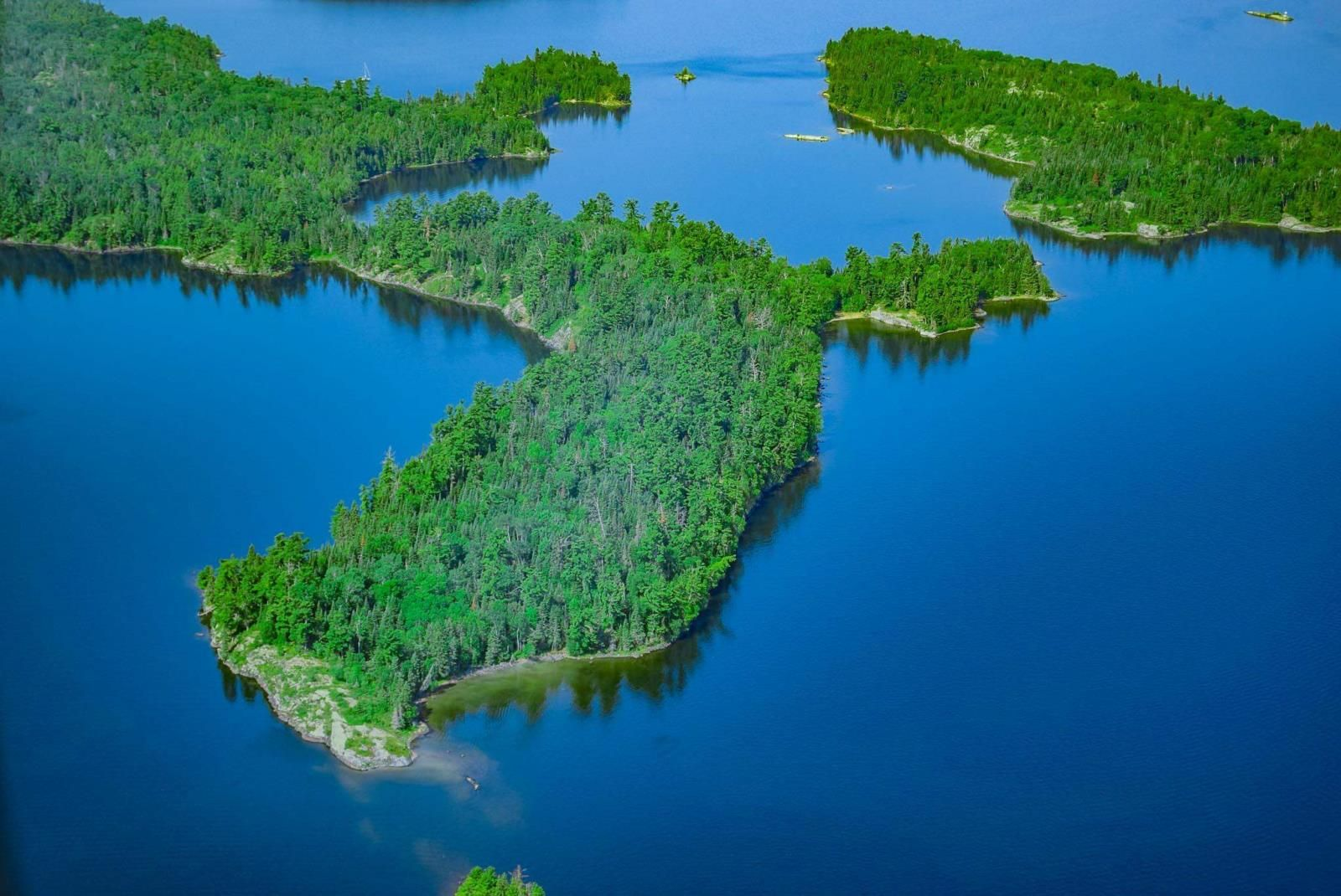 Main Photo: lot 2 Five Point Island in South of Kenora: Vacant Land for sale : MLS®# TB212084