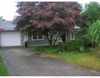"""Photo 1: 1505 W 15TH Street in North_Vancouver: Norgate House for sale in """"NORGATE"""" (North Vancouver)  : MLS®# V775718"""
