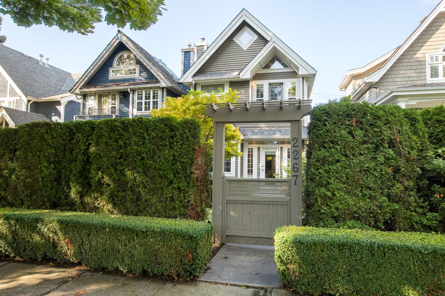 Photo 20: Photos: 2267 WEST 13TH AV in VANCOUVER: Kitsilano 1/2 Duplex for sale (Vancouver West)  : MLS®# R2407976