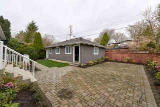 Photo 20: 3271 W 35TH Avenue in Vancouver: MacKenzie Heights House for sale (Vancouver West)  : MLS®# R2045790
