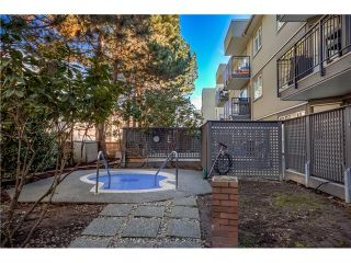 Photo 10: # 208 555 W 14TH AV in Vancouver: Fairview VW Condo for sale (Vancouver West)  : MLS®# V1119686