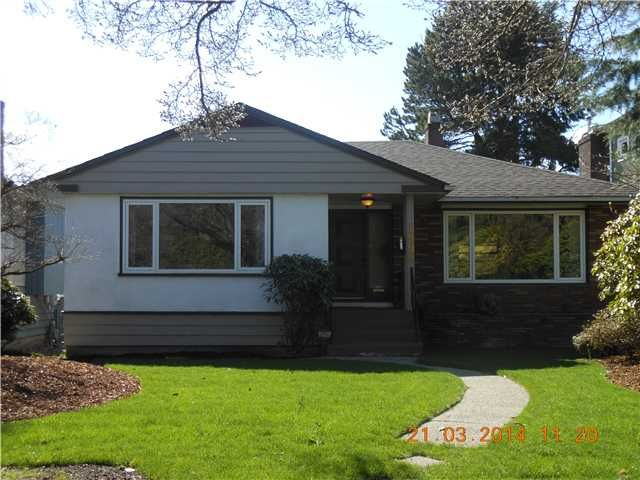 Main Photo: 1992 W 60TH AV in Vancouver: S.W. Marine House for sale (Vancouver West)