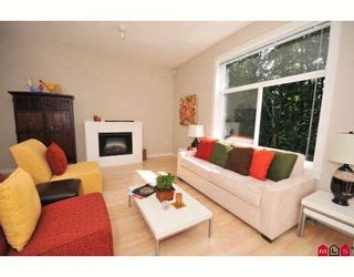 """Photo 2: 21 15075 60TH Avenue in Surrey: Sullivan Station Townhouse for sale in """"NATURE'S WALK"""" : MLS®# F2912655"""