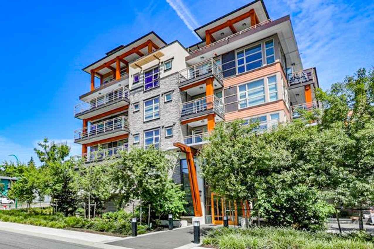 """Main Photo: 408 3602 ALDERCREST Drive in North Vancouver: Roche Point Condo for sale in """"Destiny 2"""" : MLS®# R2525842"""