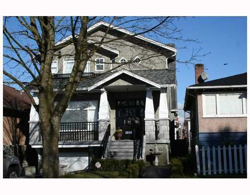 Main Photo: 4315 VENABLES Street in Burnaby: Willingdon Heights House for sale (Burnaby North)  : MLS®# V687518