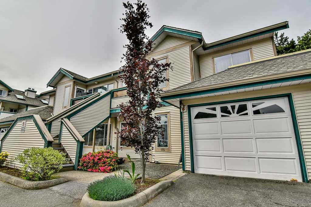 Main Photo: 125 7837 120A Street in Surrey: West Newton Townhouse for sale : MLS®# R2168671