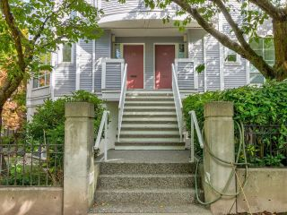 Main Photo: 795 W 15TH AVENUE in Vancouver: Fairview VW Townhouse for sale (Vancouver West)  : MLS®# R2619126