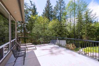 Photo 32: 712 SPENCE Way: Anmore House for sale (Port Moody)  : MLS®# R2496984
