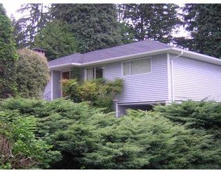 Photo 1: 760 PLYMOUTH DR in North Vancouver: Windsor Park NV House for sale : MLS®# V593296