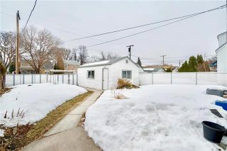 Photo 14: 325 Rupertsland Avenue in Winnipeg: West Kildonan Residential for sale (4D)  : MLS®# 1906420