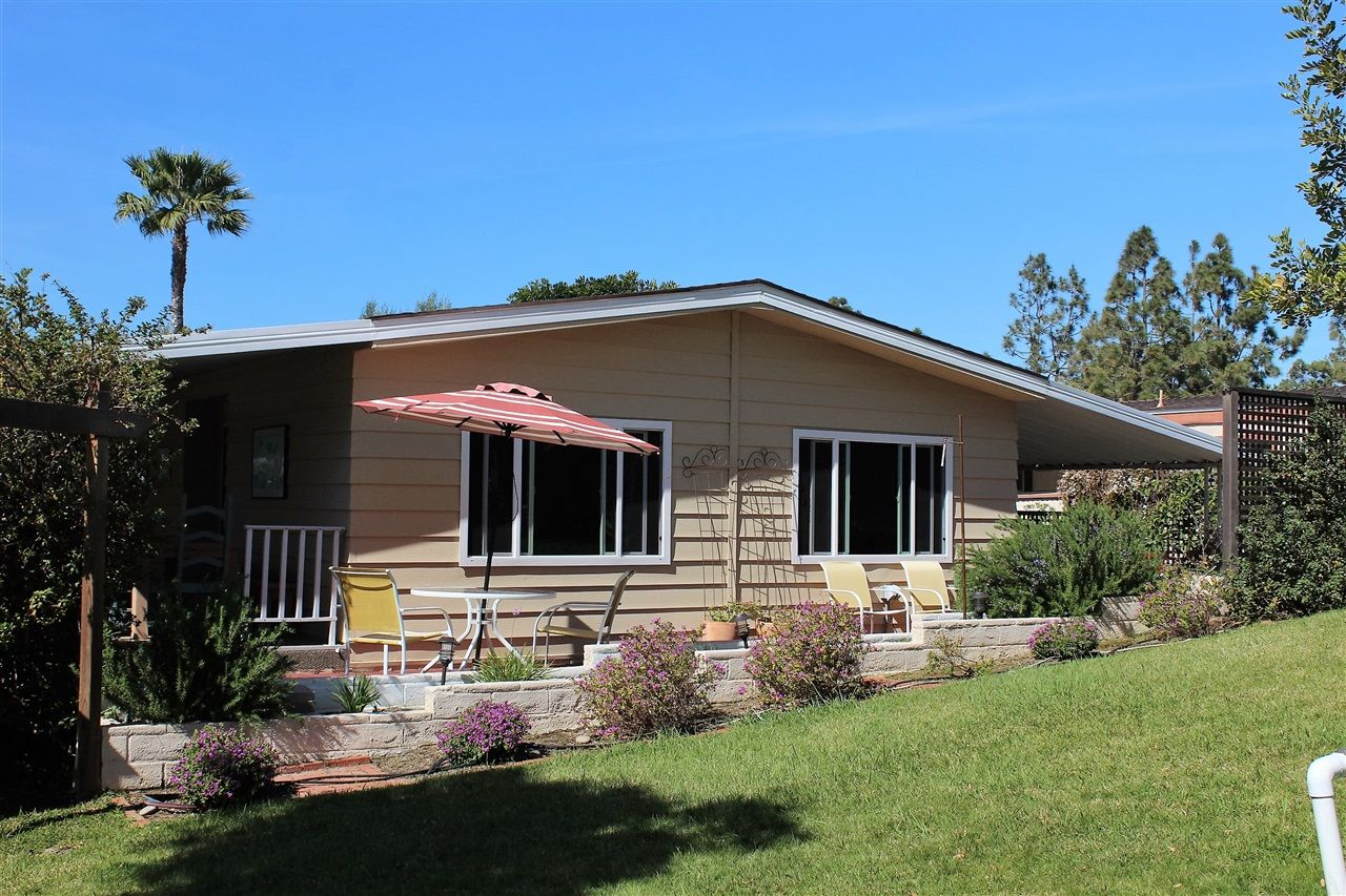 Main Photo: CARLSBAD WEST Manufactured Home for sale : 2 bedrooms : 7319 Santa Barbara #291 in Carlsbad