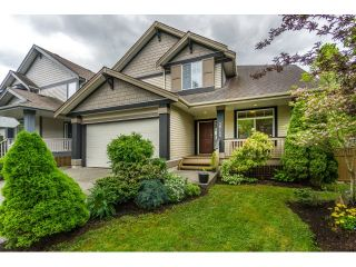 "Photo 1: 20148 70 Avenue in Langley: Willoughby Heights House for sale in ""JEFFRIES BROOK BY MORNINGSTAR"" : MLS®# R2061468"