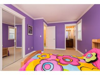 """Photo 13: 33 33925 ARAKI Court in Mission: Mission BC House for sale in """"Abbey Meadows"""" : MLS®# R2403001"""