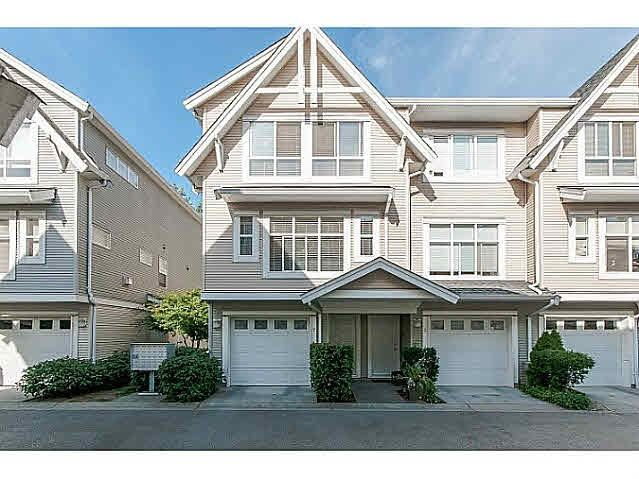 Main Photo: 7 6415 197 STREET in : Willoughby Heights Townhouse for sale : MLS®# R2137930