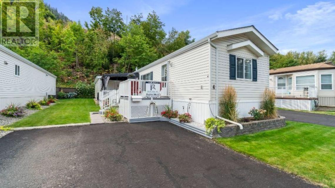 Main Photo: 4-1250 HILLSIDE AVE in Chase: House for sale : MLS®# 163594