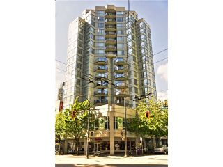 """Photo 4: 1001 1212 HOWE Street in Vancouver: Downtown VW Condo for sale in """"1212 HOWE"""" (Vancouver West)  : MLS®# V1055279"""