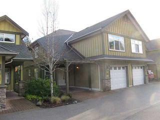 "Photo 1: 38 41050 TANTALUS Road in Squamish: Tantalus Townhouse for sale in ""Greenside Estates"" : MLS®# V1037810"