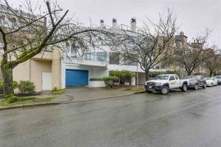 """Photo 17: 1 1038 W 7TH Avenue in Vancouver: Fairview VW Condo for sale in """"THE SANTORINI"""" (Vancouver West)  : MLS®# R2237336"""