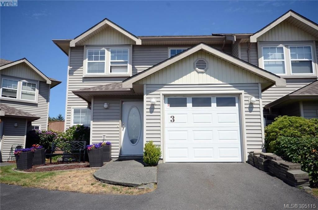 Main Photo: 3 2563 Millstream Rd in VICTORIA: La Mill Hill Row/Townhouse for sale (Langford)  : MLS®# 792182