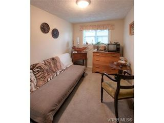 Photo 10: 9 2911 Sooke Lake Rd in VICTORIA: La Goldstream Manufactured Home for sale (Langford)  : MLS®# 629320