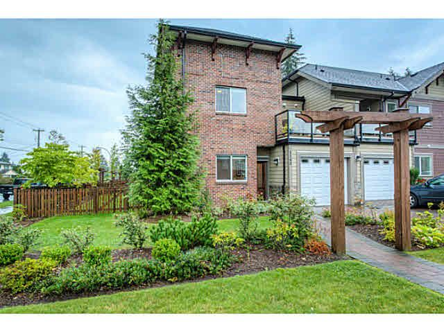 Main Photo: 1140 3471 WELLINGTON STREET in : Glenwood PQ Townhouse for sale : MLS®# V1087140