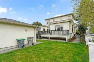 Photo 36: 805 W 46TH Avenue in Vancouver: Oakridge VW House for sale (Vancouver West)  : MLS®# R2574531