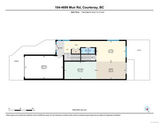 Photo 41: 104 4699 Muir Rd in : CV Courtenay East Row/Townhouse for sale (Comox Valley)  : MLS®# 870188