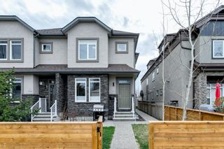 Main Photo: 1 3708 16 Street SW in Calgary: Altadore Row/Townhouse for sale : MLS®# A1104901