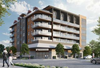"""Photo 1: 307 38013 THIRD Avenue in Squamish: Downtown SQ Condo for sale in """"The Lauren"""" : MLS®# R2364047"""