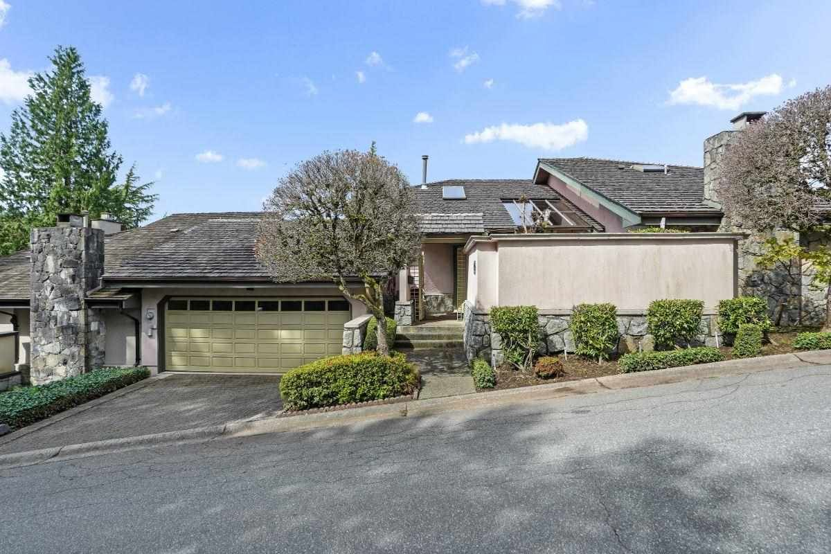 """Main Photo: 5220 TIMBERFEILD Lane in West Vancouver: Upper Caulfeild House for sale in """"Sahalee"""" : MLS®# R2574953"""