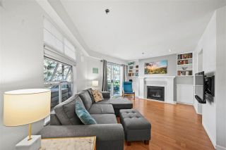 "Photo 3: 204 966 W 14TH Avenue in Vancouver: Fairview VW Condo for sale in ""Windsor Gardens"" (Vancouver West)  : MLS®# R2576023"