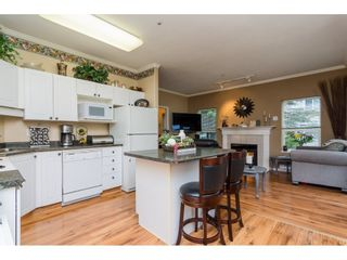 """Photo 9: 106 33502 GEORGE FERGUSON Way in Abbotsford: Central Abbotsford Condo for sale in """"Carina Court"""" : MLS®# R2262879"""