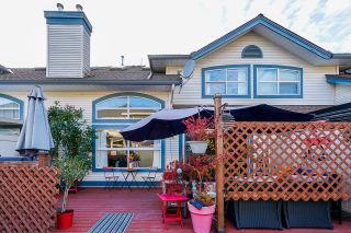 """Photo 39: 10 7250 122 Street in Surrey: East Newton Townhouse for sale in """"STRAWBERRY HILL"""" : MLS®# R2622818"""