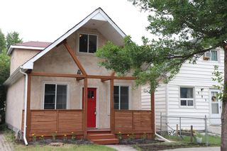 Photo 1: 885 College Avenue in Winnipeg: North End Residential for sale (4B)  : MLS®# 202116878