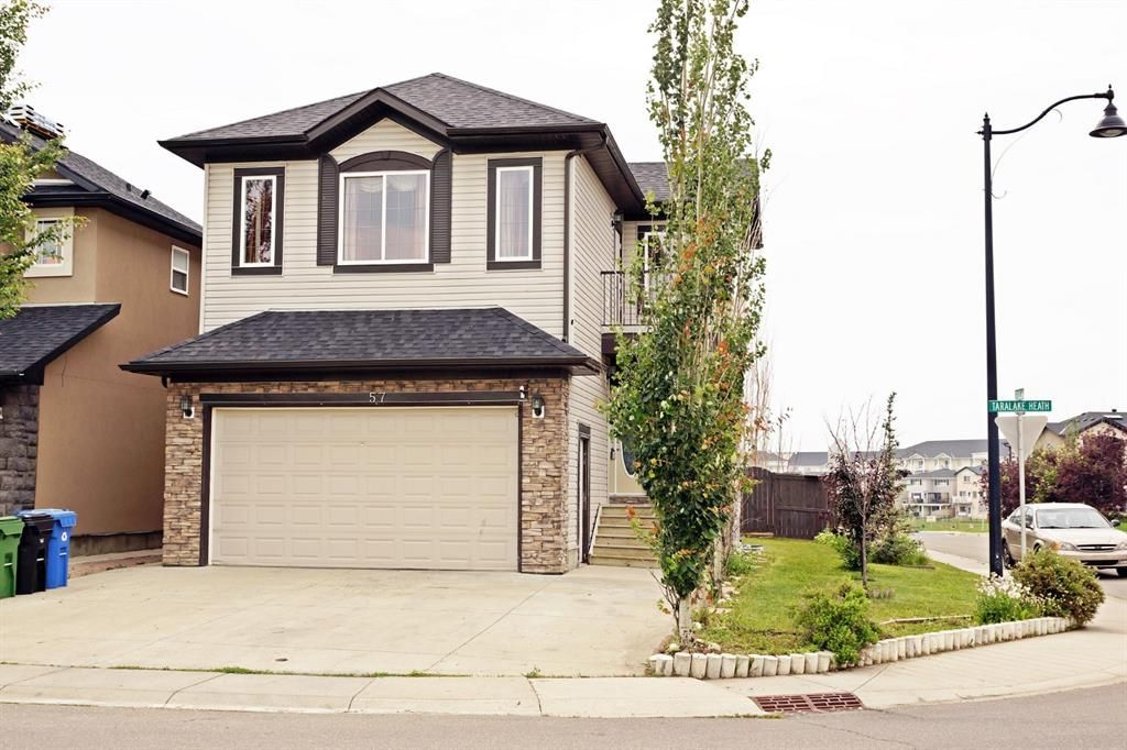 Main Photo: 57 TARALAKE Heath NE in Calgary: Taradale Detached for sale : MLS®# A1131189