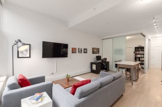 Photo 2: 107 417 GREAT NORTHERN Way in Vancouver: Strathcona Condo for sale (Vancouver East)  : MLS®# R2407456