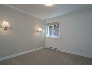 """Photo 8: 1 1624 GRANT Street in Vancouver: Grandview VE Townhouse for sale in """"GRANTS PLACE"""" (Vancouver East)  : MLS®# V1046767"""