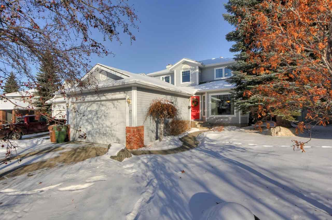 Main Photo: 17 HUNTINGTON Crescent: St. Albert House for sale : MLS®# E4229178