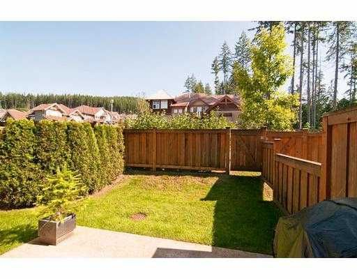 """Photo 10: Photos: 145 2000 PANORAMA Drive in Port_Moody: Heritage Woods PM Townhouse for sale in """"Mountains Edge"""" (Port Moody)  : MLS®# V774233"""