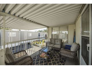 """Photo 21: 157 27111 0 Avenue in Langley: Aldergrove Langley Manufactured Home for sale in """"Pioneer Park"""" : MLS®# R2597222"""