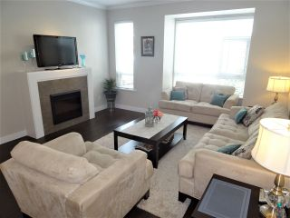 Photo 3: 116 5888 144 Street in Surrey: Sullivan Station Townhouse for sale : MLS®# R2189479