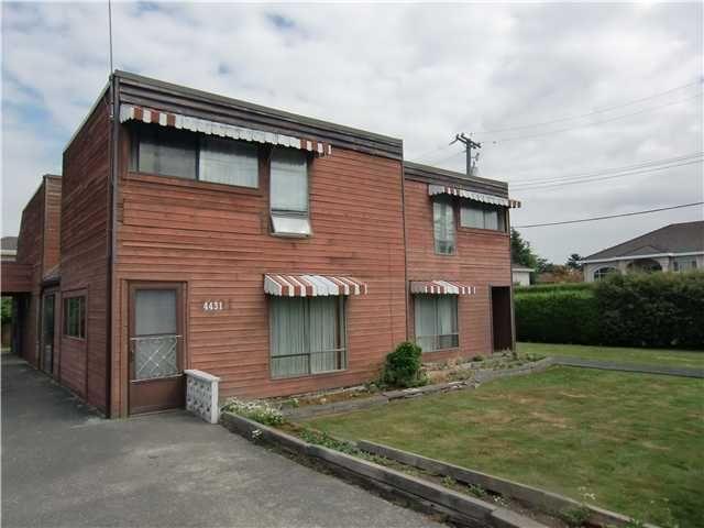 Main Photo: 4431 BLUNDELL RD in Richmond: Quilchena RI Condo for sale : MLS®# V967213