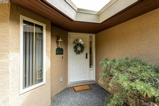 Photo 14: 702 6880 Wallace Dr in VICTORIA: CS Brentwood Bay Row/Townhouse for sale (Central Saanich)  : MLS®# 821617
