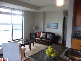 "Photo 4: 703 1581 FOSTER Street: White Rock Condo for sale in ""Sussex House"" (South Surrey White Rock)  : MLS®# F1104920"
